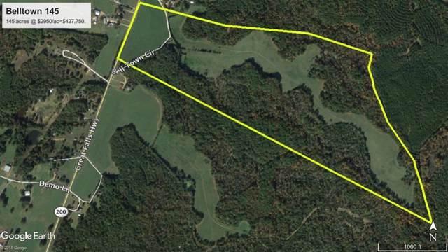 3780 Great Falls Hwy, Lancaster, SC 29720 (MLS #118014) :: Premier Properties Real Estate