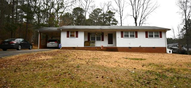 9 Trey Lane, Ware Shoals, SC 29692 (MLS #114189) :: Premier Properties Real Estate