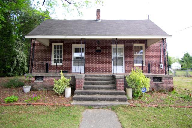 217 Jackson, Greenwood, SC 29646 (MLS #114196) :: Premier Properties Real Estate