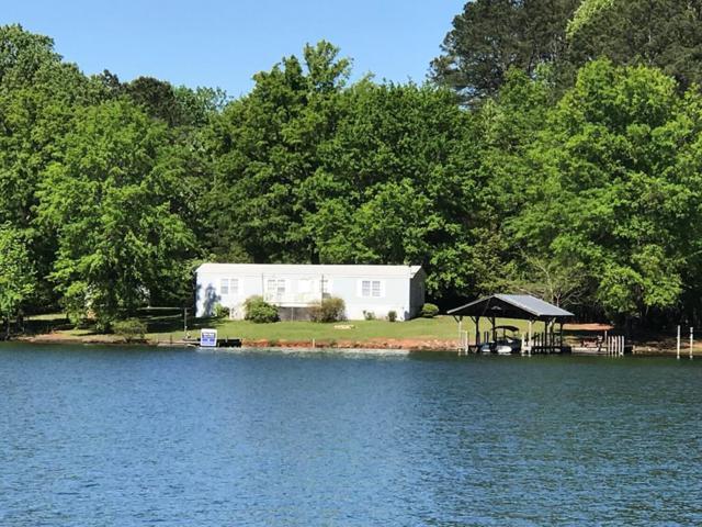 126 Mitchum, Ninety Six, SC 29666 (MLS #114987) :: Premier Properties Real Estate