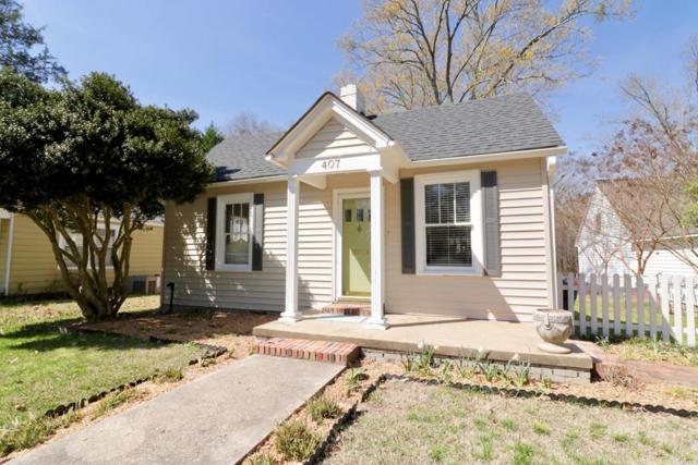 407 Henrietta Ave E, Greenwood, SC 29649 (MLS #115236) :: Premier Properties Real Estate