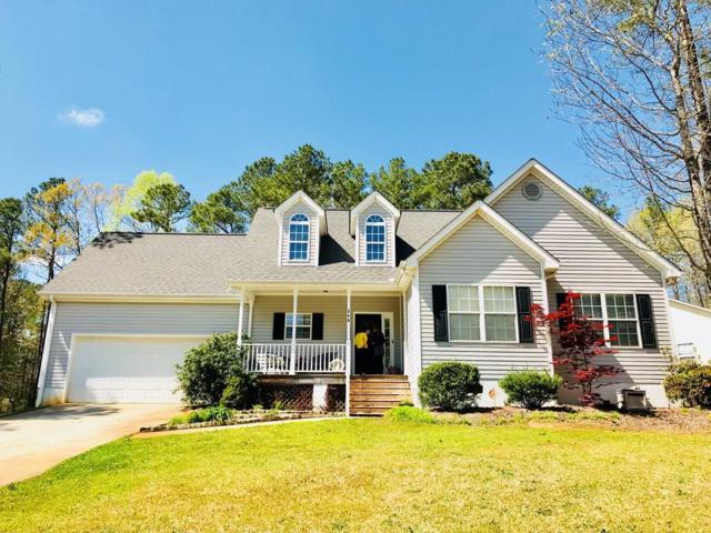 248 Oak Ridge Drive, Greenwood, SC 29649 (MLS #115396) :: Premier Properties Real Estate