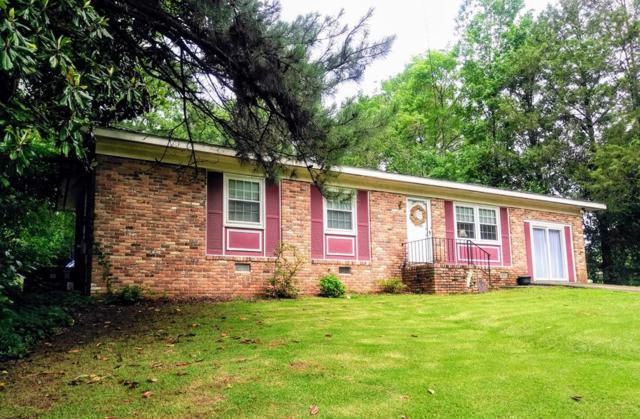 1706 Kateway, Greenwood, SC 29646 (MLS #115684) :: Premier Properties Real Estate