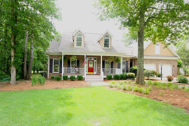 134 Swing About, Greenwood, SC 29649 (MLS #115697) :: Premier Properties Real Estate