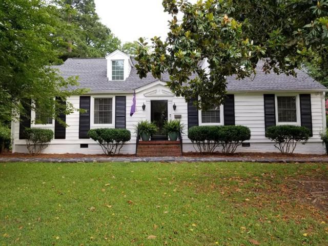 117 Laurel Ave W, Greenwood, SC 29649 (MLS #115854) :: Premier Properties Real Estate