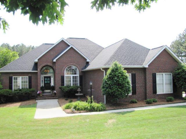 201 Gentry Run, Greenwood, SC 29649 (MLS #115985) :: Premier Properties Real Estate