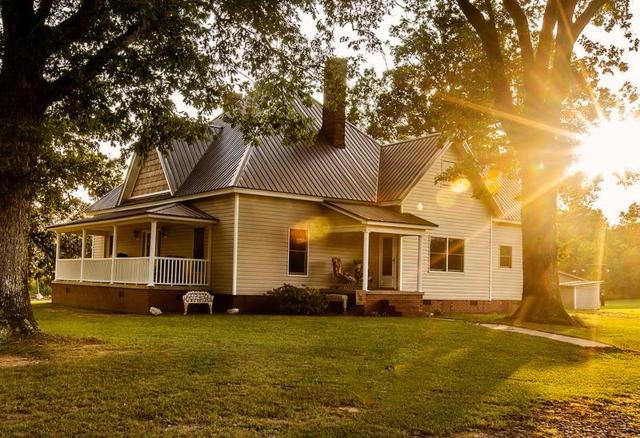 726 Rushville Rd., Bradley, SC 29819 (MLS #116119) :: Premier Properties Real Estate