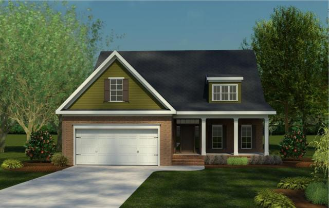 115 Milford Pines Drive, Greenwood, SC 29649 (MLS #116157) :: Premier Properties Real Estate