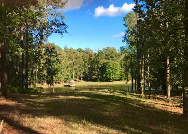 103 Whispering Pines Lane, Greenwood, SC 29646 (MLS #116443) :: Premier Properties Real Estate
