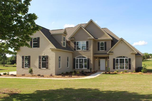 206 Hunters Creek Blvd, Greenwood, SC 20649 (MLS #116673) :: Premier Properties Real Estate