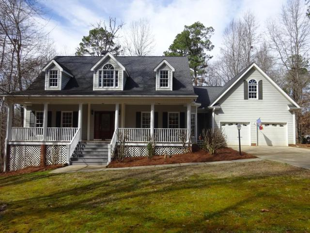 203 Harvest Ln, Greenwood, SC 29649 (MLS #116868) :: Premier Properties Real Estate
