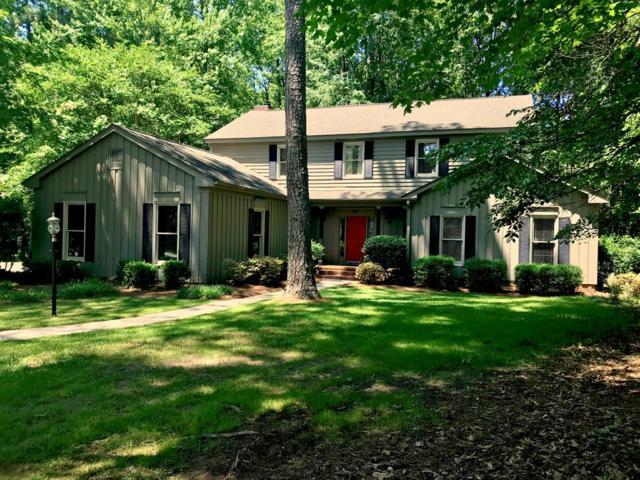 511 Gatewood Drive, Greenwood, SC 29646 (MLS #117062) :: Premier Properties Real Estate