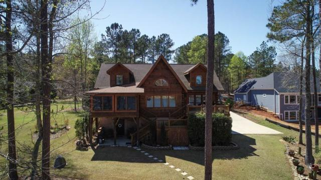 1940 Summerset Bay, Cross Hill, SC 29332 (MLS #117064) :: Premier Properties Real Estate
