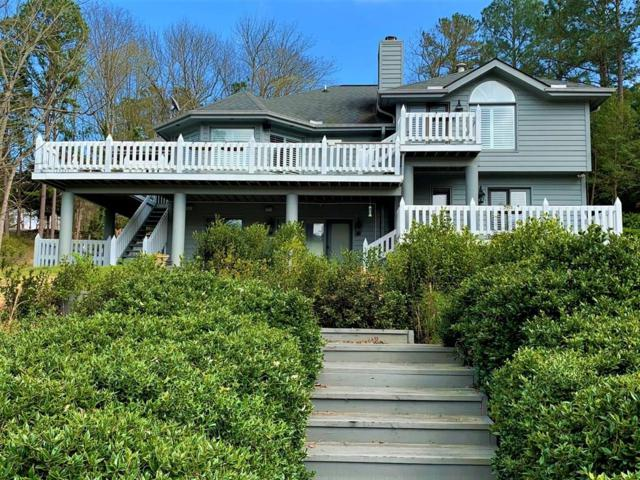 125 Watersedge Rd, Greenwood, SC 29649 (MLS #117091) :: Premier Properties Real Estate