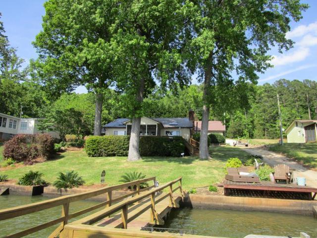 561 Mystic Hollow Road, Laurens, SC 29384 (MLS #117266) :: Premier Properties Real Estate