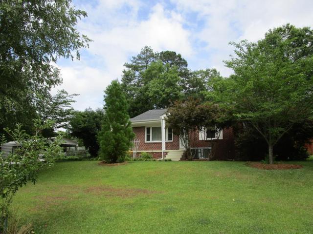 113 Brookhaven Drive, Greenwood, SC 29646 (MLS #117530) :: Premier Properties Real Estate