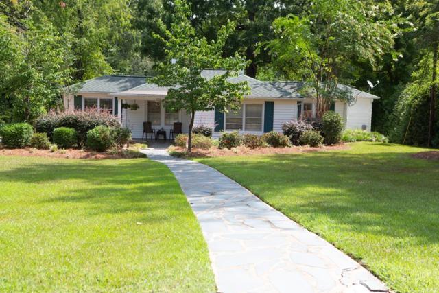528 Willson St., Greenwood, SC 29646 (MLS #117575) :: Premier Properties Real Estate