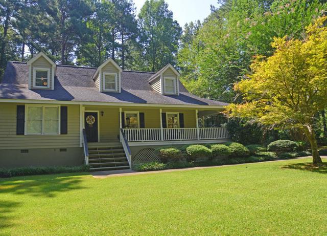 417 Gatewood Drive, Greenwood, SC 29646 (MLS #117754) :: Premier Properties Real Estate