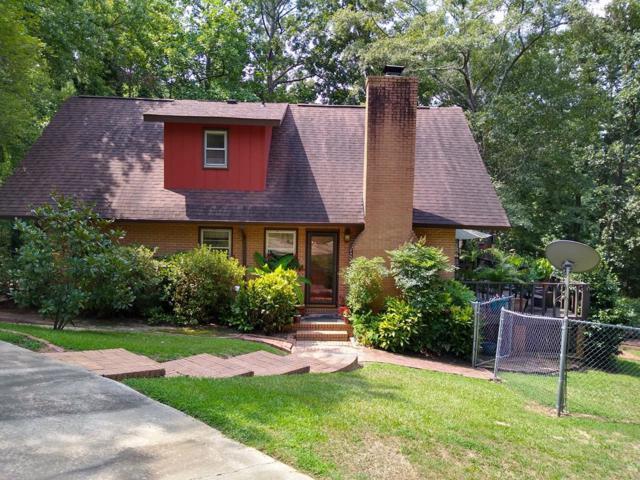 201 Harbor Cove Rd, Ninety Six, SC 29666 (MLS #117804) :: Premier Properties Real Estate