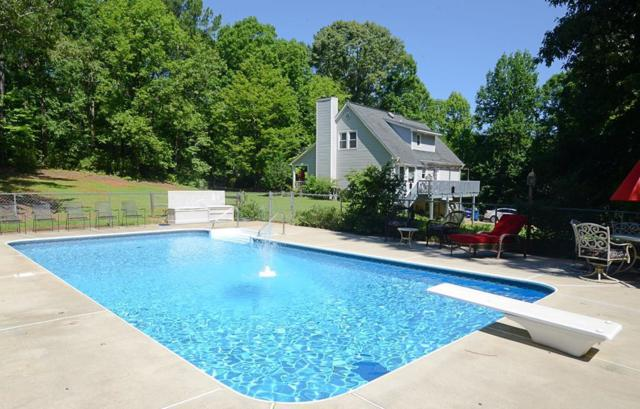 621 Saddle Hill Rd, Greenwood, SC 29646 (MLS #115842) :: Premier Properties Real Estate