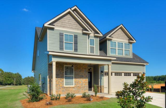 105 Milford Pines Drive, Greenwood, SC 29649 (MLS #116149) :: Premier Properties Real Estate