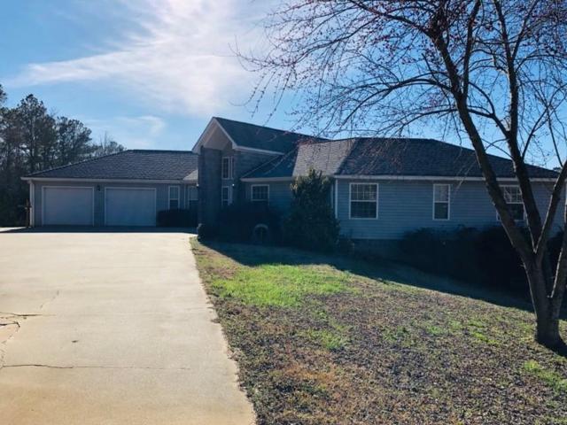 208 Cornerstone Dr, Greenwood, SC 29649 (MLS #116804) :: Premier Properties Real Estate