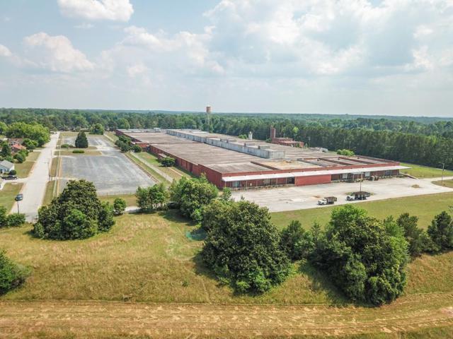 302 Palmer, Greenwood, SC 29646 (MLS #117307) :: Premier Properties Real Estate
