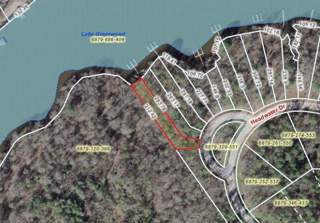 Lt 1 Headwater, Greenwood, SC 29646 (MLS #100728) :: Premier Properties Real Estate