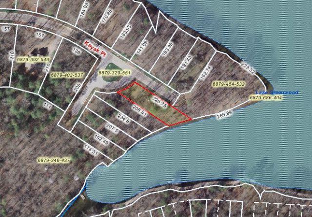 235 Kayak, Greenwood, SC 29649 (MLS #100729) :: Premier Properties Real Estate