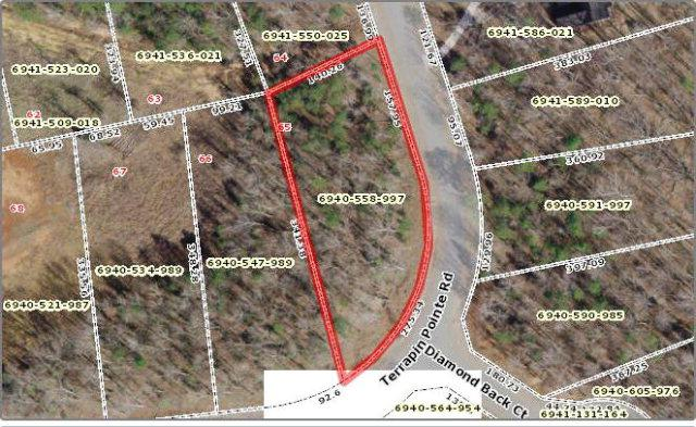 430 Terrapin Pointe Rd, Hodges, SC 29653 (MLS #105975) :: Premier Properties Real Estate