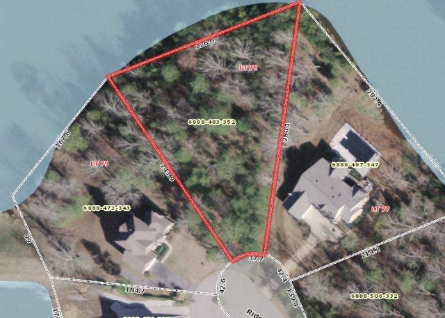 114 Ridge Pointe, Greenwood, SC 29649 (MLS #109722) :: Premier Properties Real Estate