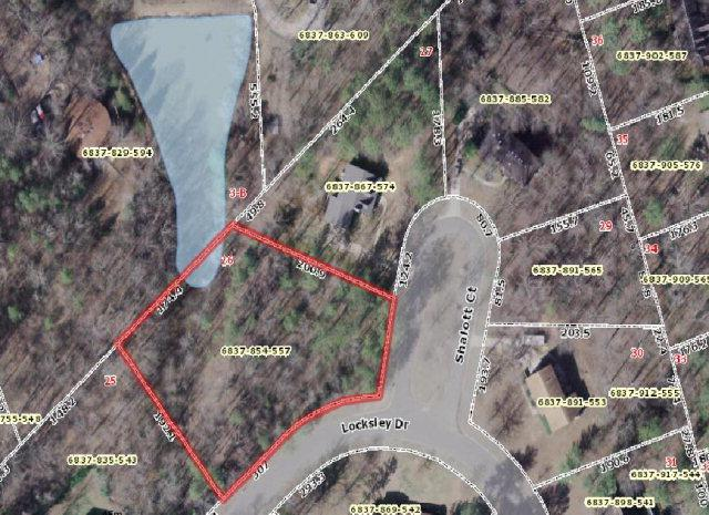 402 Locksley, Greenwood, SC 29649 (MLS #110777) :: Premier Properties Real Estate