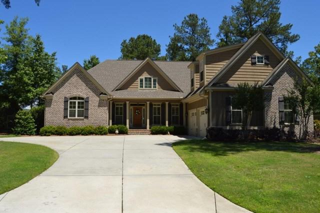 101 Stagecoach Court, Ninety Six, SC 29666 (MLS #114003) :: Premier Properties Real Estate