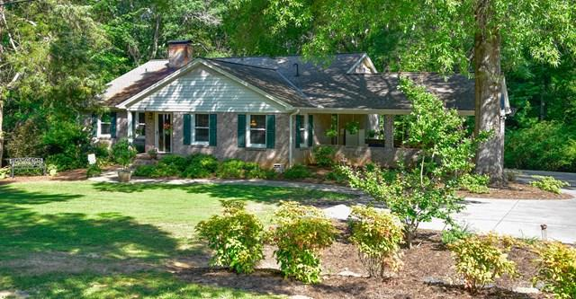 5 Lindsay Lane, Due West, SC 29639 (MLS #114026) :: Premier Properties Real Estate
