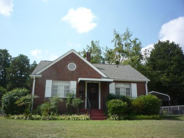 107 Mcgowan Avenue, Abbeville, SC 29620 (MLS #114062) :: Premier Properties Real Estate