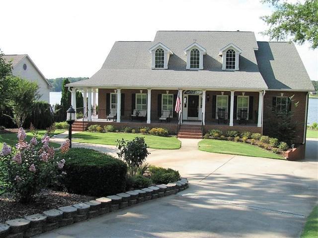 120 Pucketts Cove Road, Greenwood, SC 29649 (MLS #114088) :: Premier Properties Real Estate