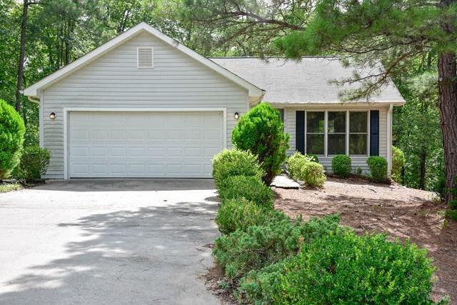 210 Cove Point Lane, McCormick, SC 29835 (MLS #114095) :: Premier Properties Real Estate