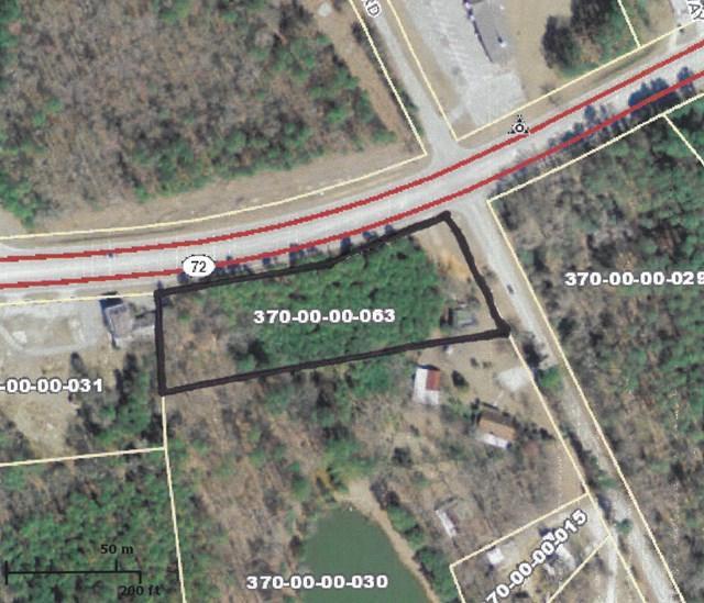 - Hwy 72 & Whitten Rd (Corner)., Waterloo, SC 29384 (MLS #114121) :: Premier Properties Real Estate