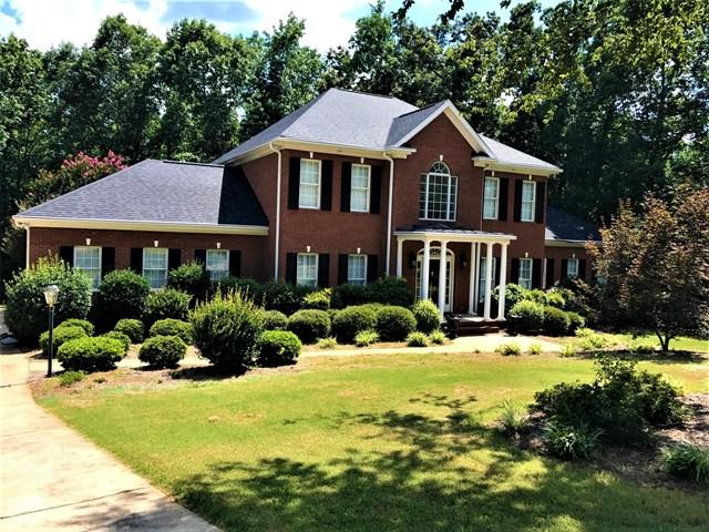 202 Country Club Drive, Laurens, SC 29360 (MLS #114194) :: Premier Properties Real Estate