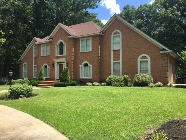 361 Plantation Drive, Greenwood, SC 29649 (MLS #114202) :: Premier Properties Real Estate