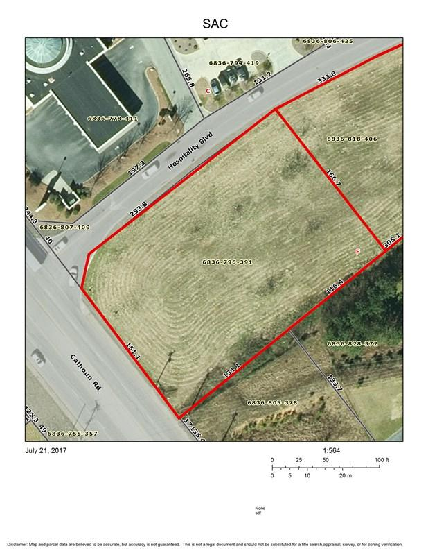 475 Calhoun & Hospitality, Greenwood, SC 20649 (MLS #114244) :: Premier Properties Real Estate