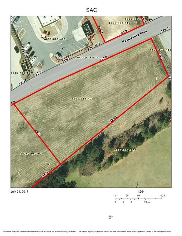 475 Hospitality Blvd, Greenwood, SC 29649 (MLS #114245) :: Premier Properties Real Estate