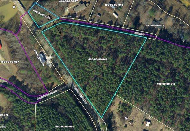 0 Watts Bridge Road, Cross Hill, SC 29332 (MLS #114278) :: Premier Properties Real Estate