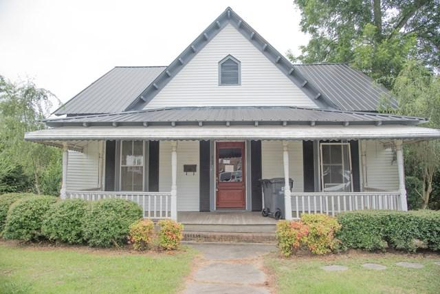 303 Brooks Street, Abbeville, SC 29620 (MLS #114351) :: Premier Properties Real Estate