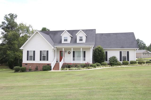 118 Hanover, Abbeville, SC 29620 (MLS #114357) :: Premier Properties Real Estate