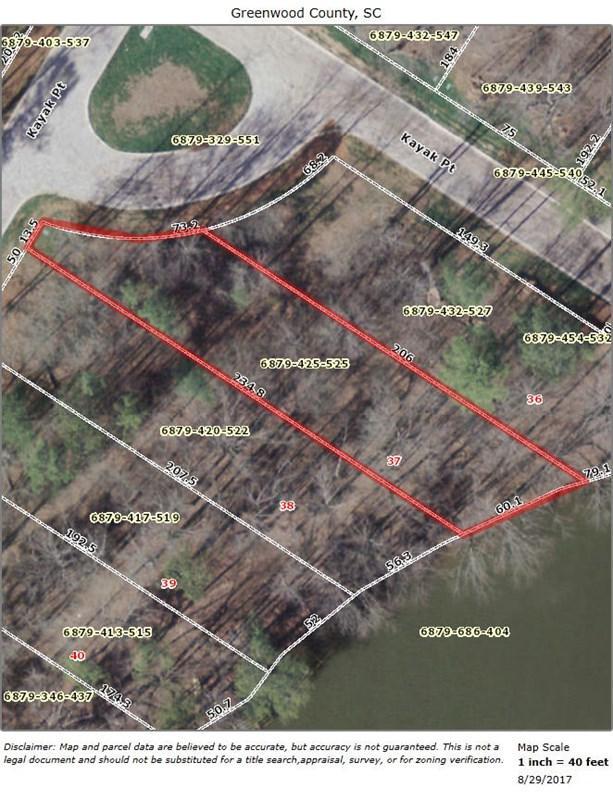 237 Kayak Pt., Greenwood, SC 29649 (MLS #114430) :: Premier Properties Real Estate