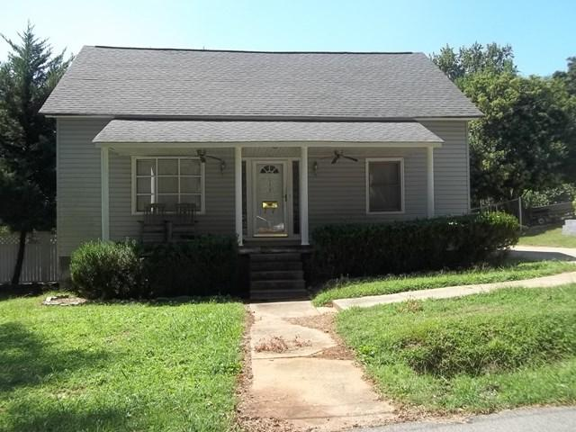 633 Darlington St, Calhoun Falls, SC 29628 (MLS #114470) :: Premier Properties Real Estate
