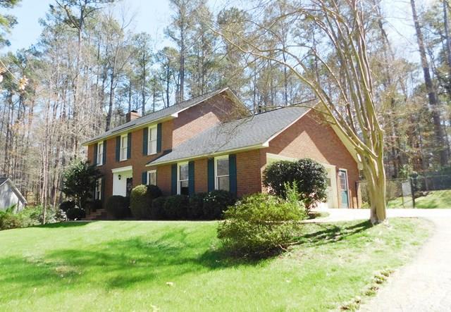 113 Deer Wood Ln, Greenwood, SC 29646 (MLS #114523) :: Premier Properties Real Estate