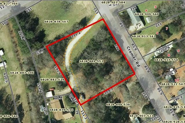 204 Cromer, Greenwood, SC 29653 (MLS #114532) :: McClendon Realty