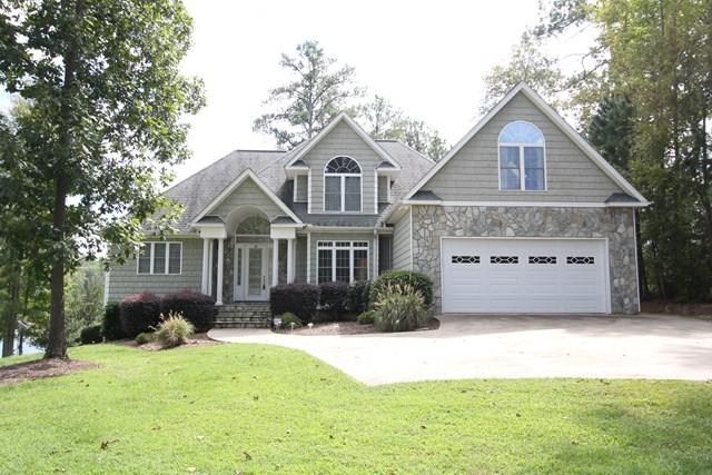 108 Summerset Point Rd, Cross Hill, SC 29332 (MLS #114546) :: Premier Properties Real Estate